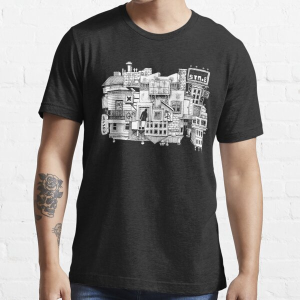 This Town (inverse White) Essential T-Shirt