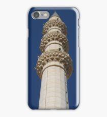 A minaret iPhone Case/Skin