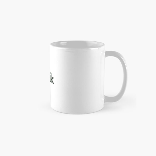 Hacker Teknik Logo Classic Mug