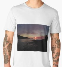 Sunrise of the life time Men's Premium T-Shirt