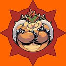 Hail Bowser  by Emannland
