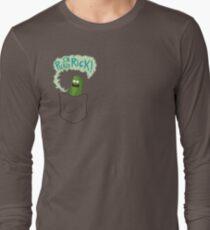 Pickle Rick Pocket Pal T-Shirt