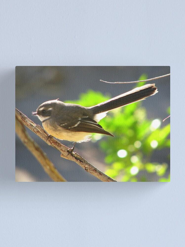 Alternate view of Lil' Bird Canvas Print