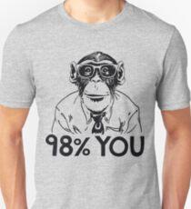 98% you T-Shirt