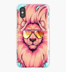 Summer Lion  iPhone Case/Skin