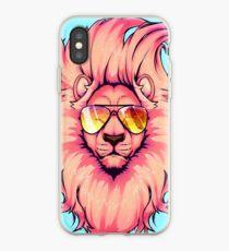 Summer Lion  iPhone Case