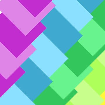 Color Block by LandOfMadDesign