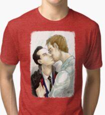 Summer Showers Tri-blend T-Shirt