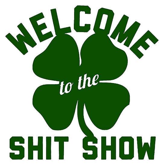 welcome to the shit show by yESHecansts