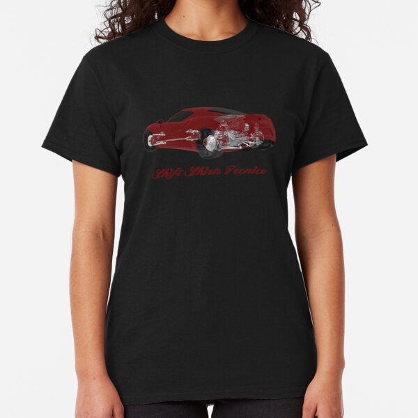 Carbon Tub - Alfa Romeo 4C Inspired Classic T-Shirt