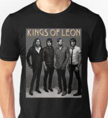 KING OF LEON TOUR TUBO Unisex T-Shirt