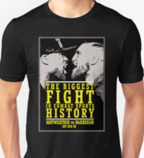 the biggest fight - poster T-Shirt