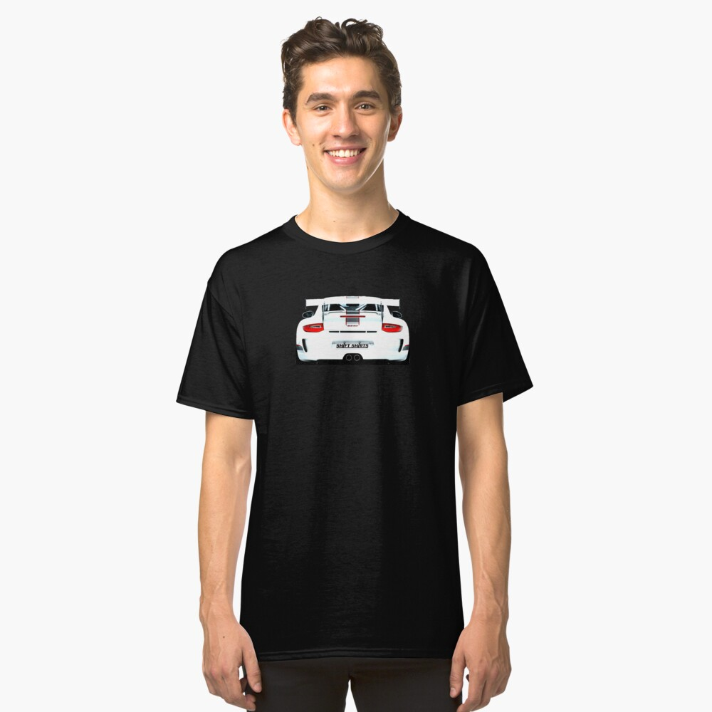 Ultimate Version – Porsche 911 GT3 997 Inspired Classic T-Shirt Front