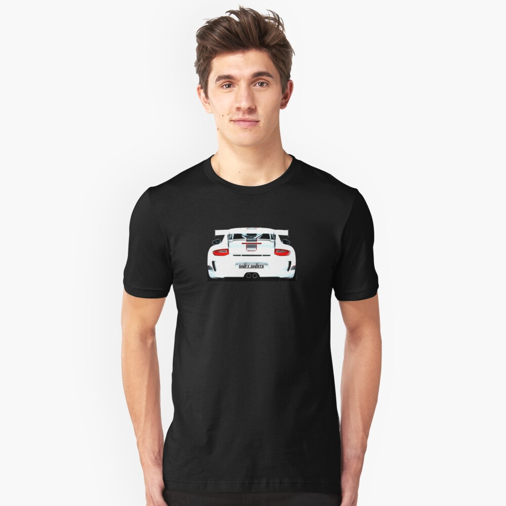 Ultimate Version – Porsche 911 GT3 997 Inspired Unisex T-Shirt Front