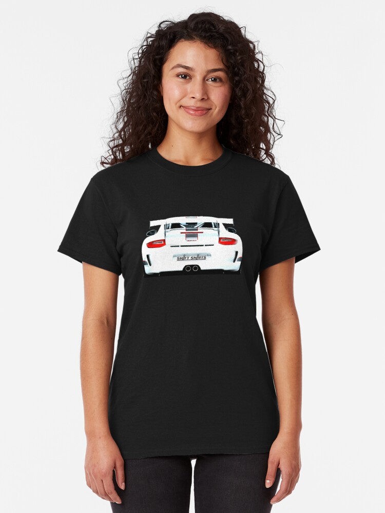 Alternate view of Ultimate Version – Porsche 911 GT3 997 Inspired Classic T-Shirt