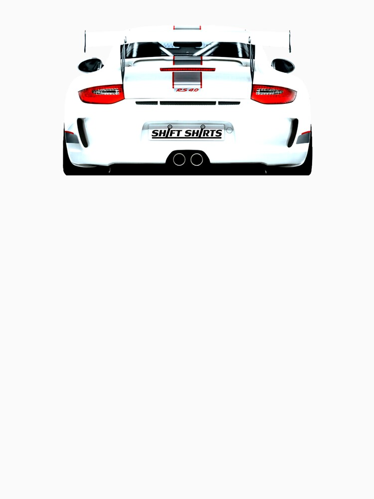 Ultimate Version – Porsche 911 GT3 997 Inspired by ShiftShirts