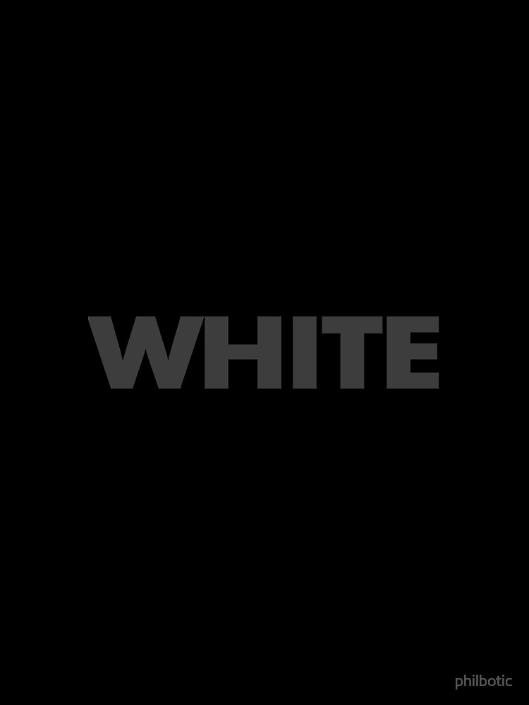 White card by philbotic