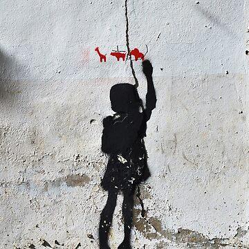 kid graffiti by erozzz