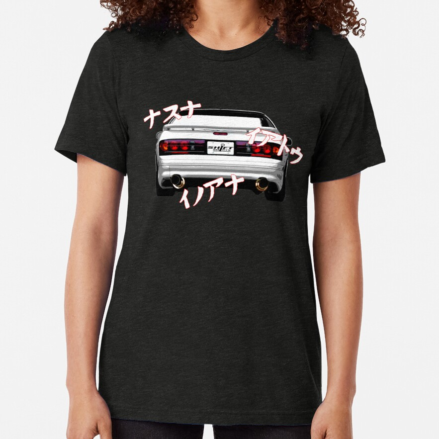 Rotary Music – Mazda RX7 FC3S Inspired  Tri-blend T-Shirt