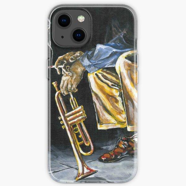 Smok'in Trumpet iPhone Soft Case