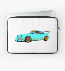 Livery RWB - Porsche 911 Rauh Welt Inspired Laptop Sleeve