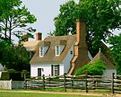 The Cottage - Williamburg, VA © by Mary Campbell
