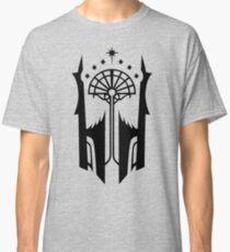 Shadow of Mordor Black Gate Sigil Classic T-Shirt