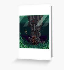 Orga and Mekai: 3 Greeting Card