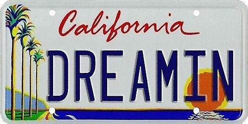 california dreamin by stickersnstuff