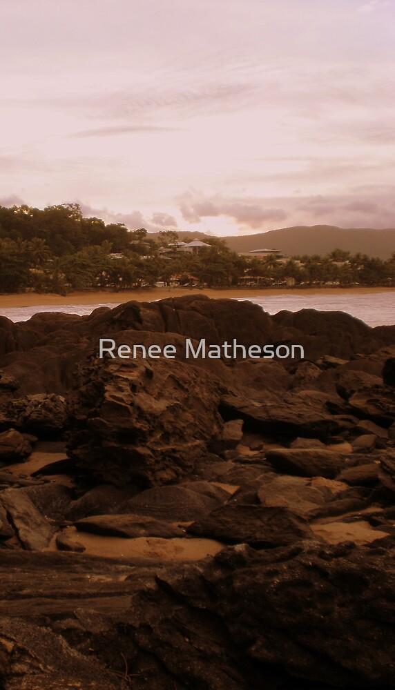 trinity beach qld by Renee Matheson