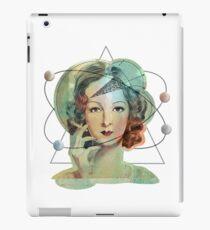 Mrs. Magritte's Brain iPad Case/Skin