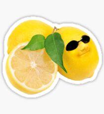 Lemon Boy (STICKER) Sticker