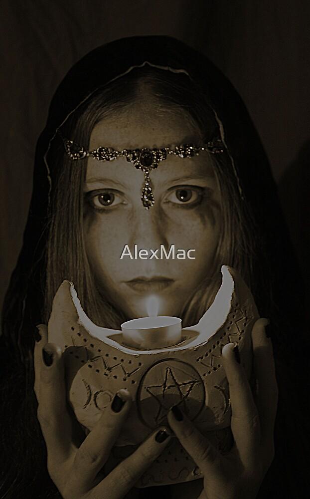 Goddess by AlexMac