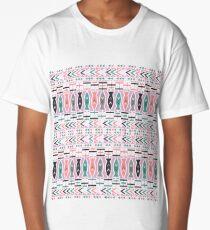 Fish pattern: Aztec Long T-Shirt