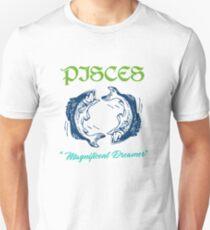 "Pisces ""Magnificent Dreamer"" Zodiac T-Shirt"