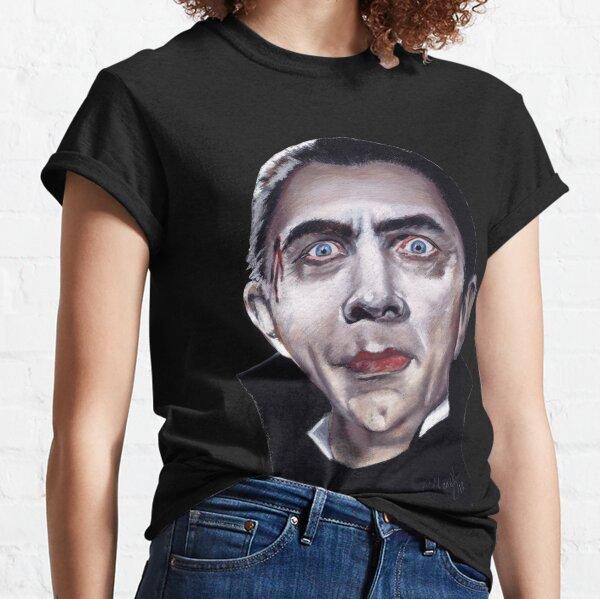 Dracula - Bela Lugosi  Classic T-Shirt
