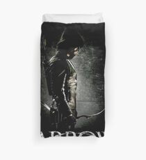 walking through the darkness Duvet Cover