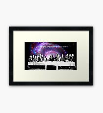 """Developing a """"Theory of Everything"""" Framed Print"""