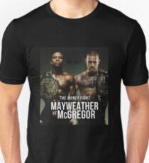 mcgregor vs mayweather  T-Shirt