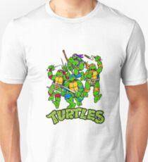 TEENAGE MUTANT NINJA TURTLES!!!! T-Shirt