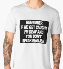 REMEMBER Men's Premium T-Shirt