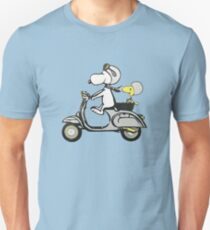 The Peanuts - Snoopy and Woodstock Unisex T-Shirt