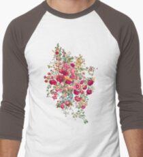 """Bouquety"" Men's Baseball ¾ T-Shirt"