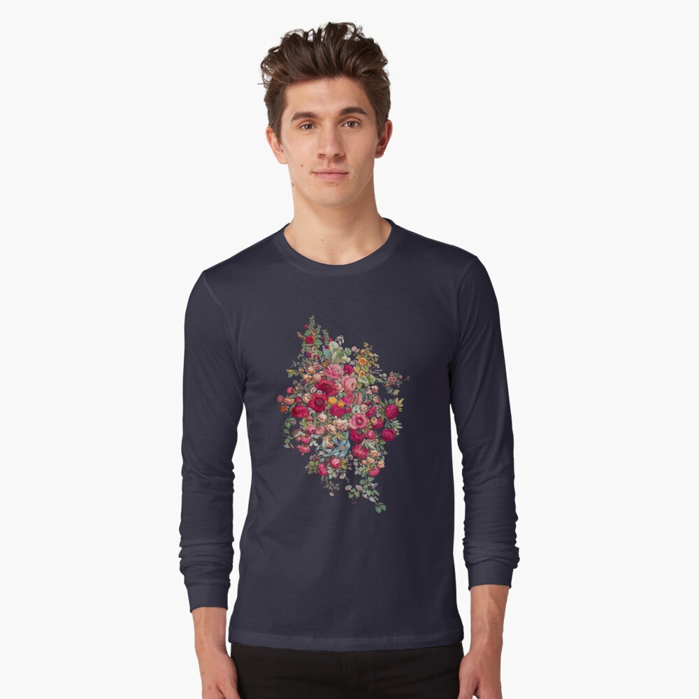 Bouquety Camiseta de manga larga