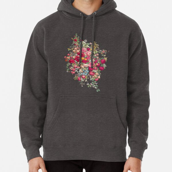 Bouquety Pullover Hoodie