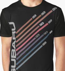 Subaru Fly Graphic T-Shirt