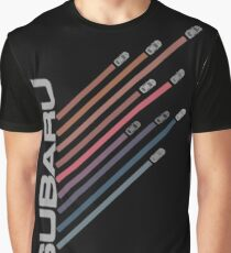 Subaru Fly Graphic T-Shirt