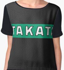 Takata Carbon Women's Chiffon Top