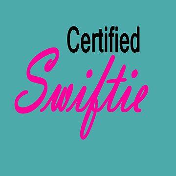 Certified Swiftie! by ardeesigns