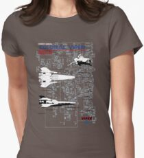 Owners Manual - Colonial Viper MKII Women's Fitted T-Shirt